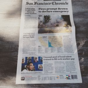 SF Chronicle