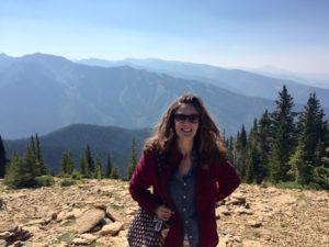 Ellie Canter in Aspen, CO